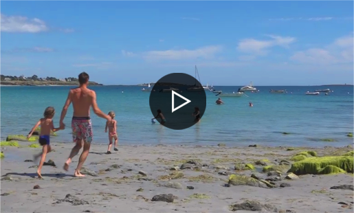 A Holiday In Brittany, Nature, Sport And Sand Beaches At The Campsite Le  Suroit