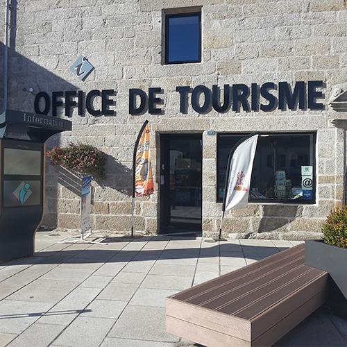 L'Office de Tourisme de Nevez à 5 km du camping Le Suroît à Trégunc